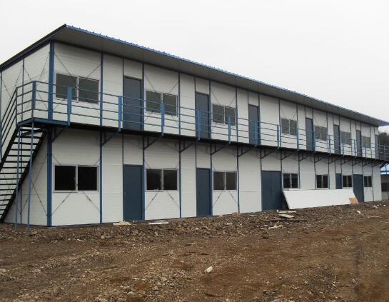 江苏轻钢活动房厂家