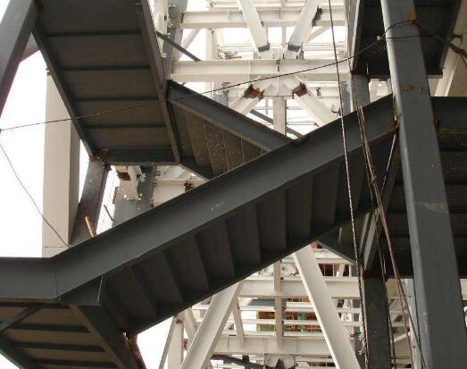 杭州钢结构楼梯