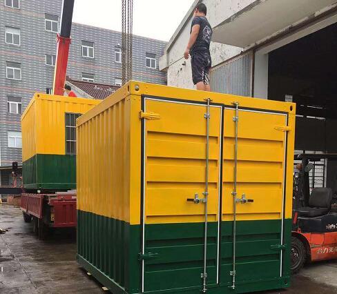浙江集装箱